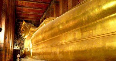 10 Wonders To Visit In Bangkok Wat Pho