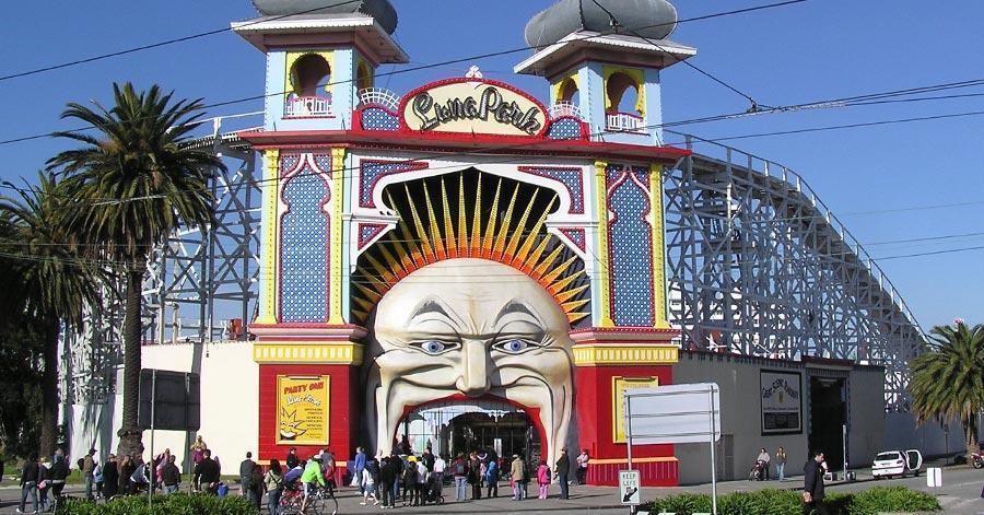 11 Of The Very Best Things To Do In Melbourne Luna Park