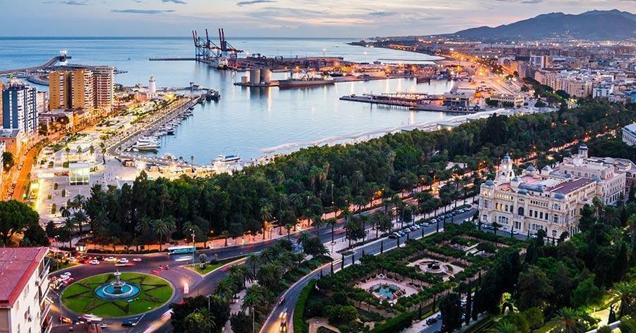 6 Places You Can't Forget to Know When Travel to Malaga, Spain