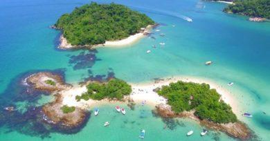 Discover 6 Wonders that Angra Dos Reis Bay Islands Hides